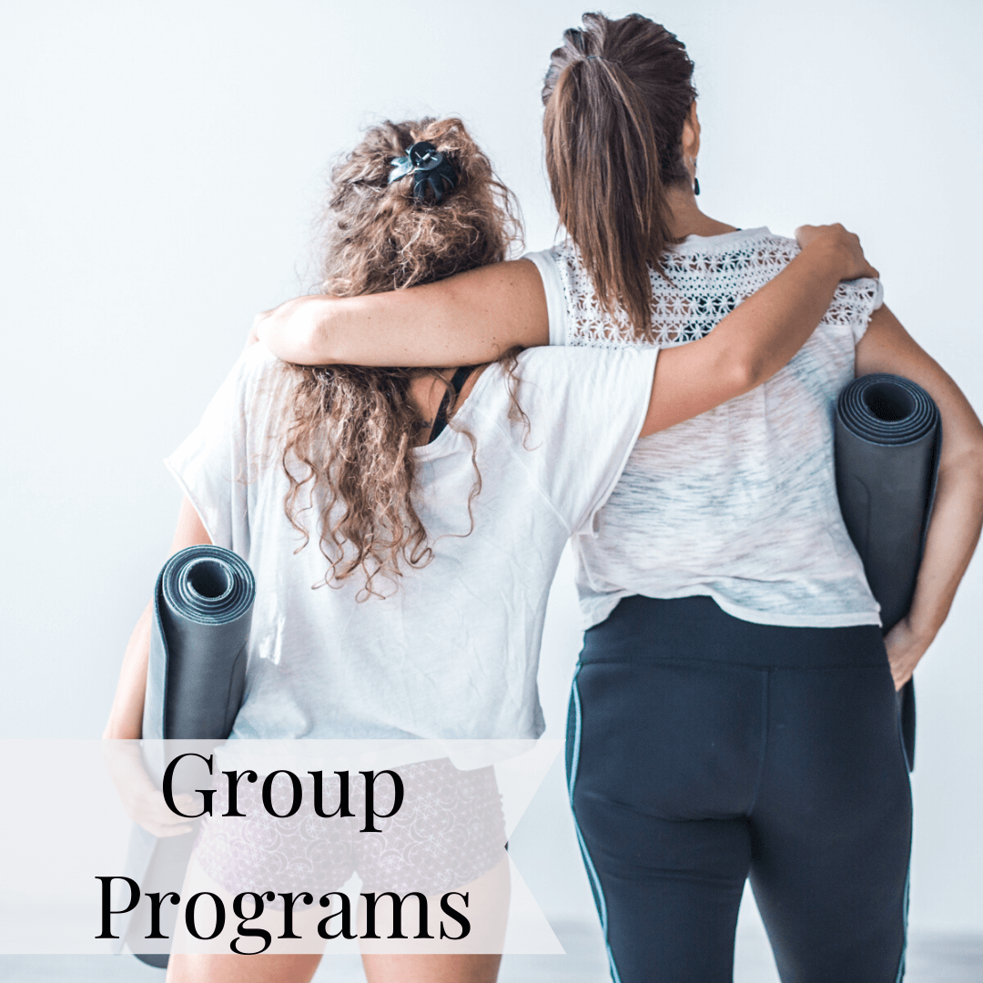 Group Programs <br/> (click to see what's coming up)